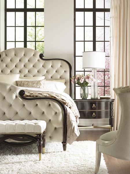 bedroom tufted back headboard_wood caracole_