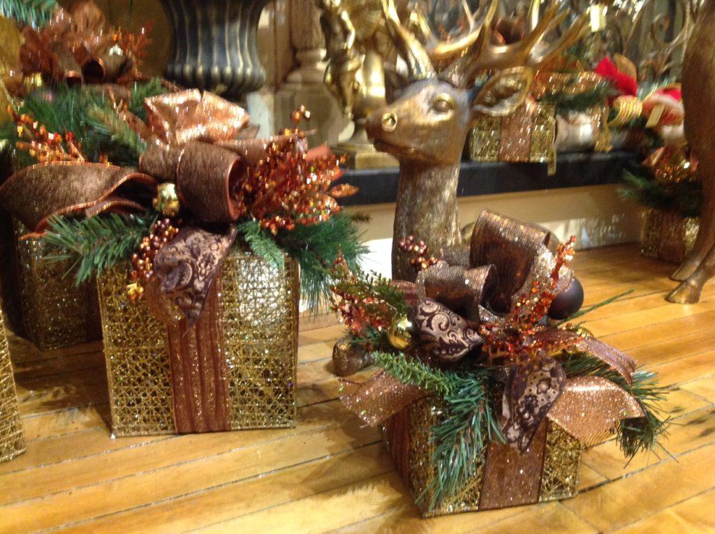 Christmas boxs