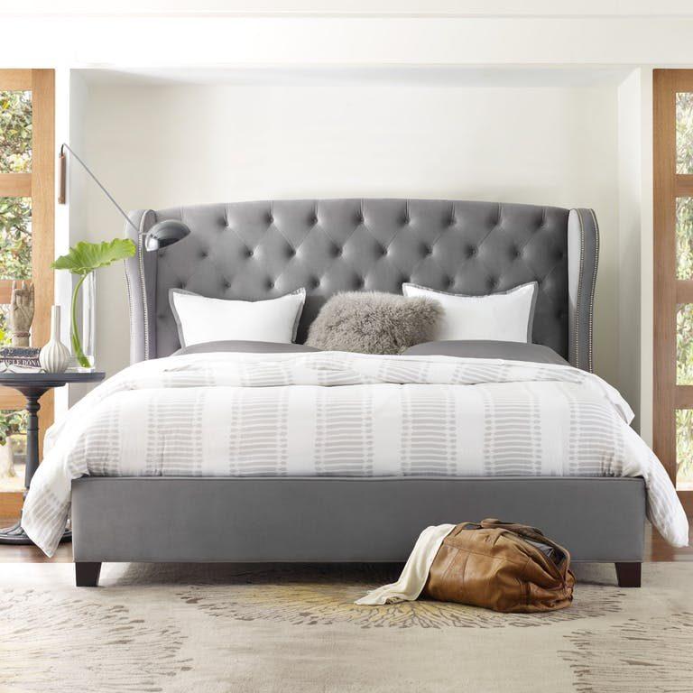 tufted bed hooker